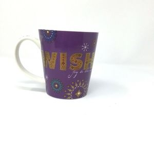 Starbucks Wish Holiday 2006 Mug 14 oz. collector